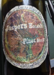 Lucy Margaux Vineyards Jaspers Estate Pinot Noir 2010